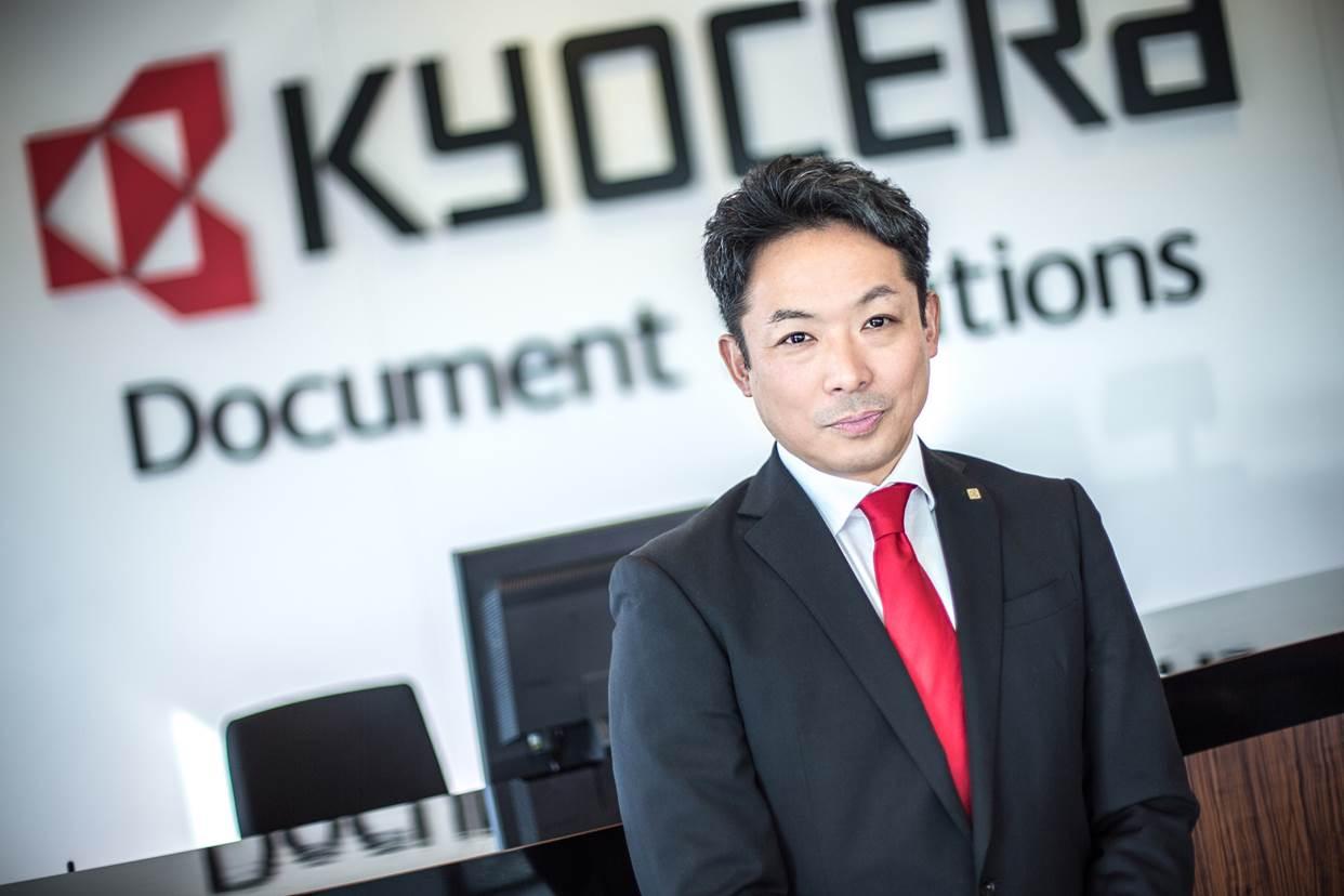 Новый президент Kyocera