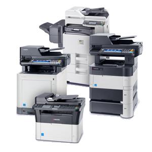 Лазерные многофункциональные устройства (МФУ) Kyocera