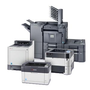 Лазерные принтеры Kyocera