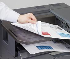 Цветные принтеры Kyocera